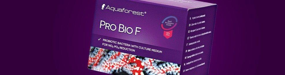 Produits probiotics et nitrification