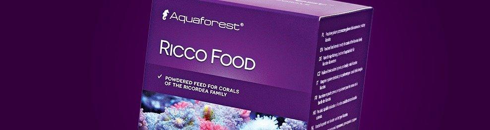 Nourriture et compléments pour coraux